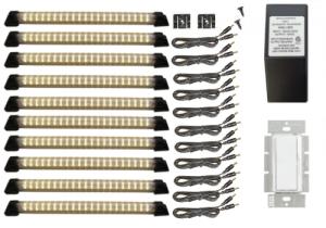 designer series hardwire kitchen kit
