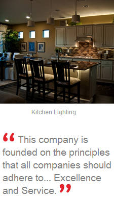 Best of Houzz 2014 in Customer Satisfaction Inspired LED