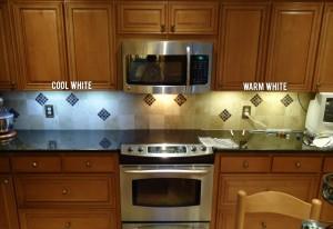 Inspired LED Light Color - Warm White Versus Cool White LED Lights