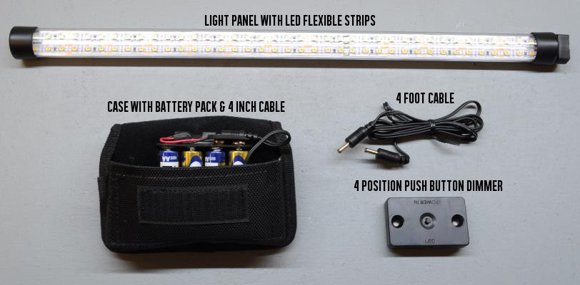 Contractor's Demo Kit - LED Lighting