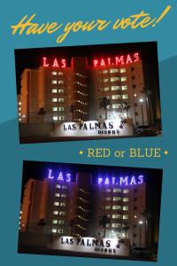 Las Palmas Color Changing LED Lights