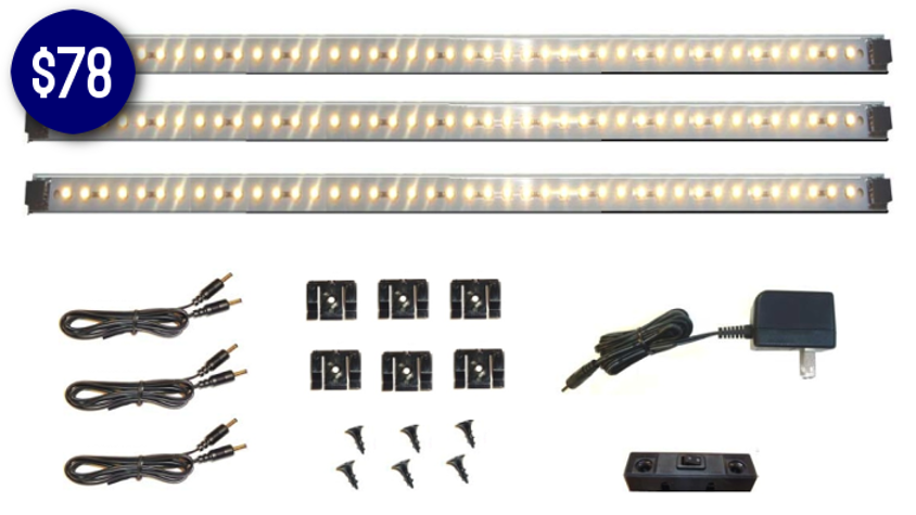 7 LED Lighting Kits for Under $79 - Pro Series 42 LED Panel Deluxe Kit