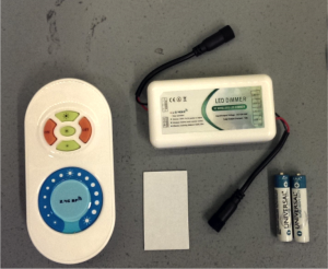 RF Remote Dimmer 1