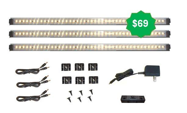 4877 pro series led lighting kit