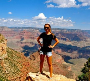 Caitlin Grand Canyon, Another adventure