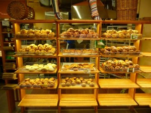 bakery retail lighting