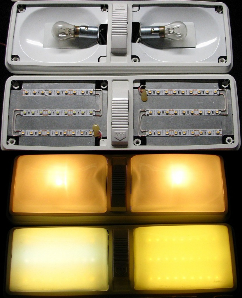 specialty project rv lighting