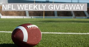 nfl weekly giveaway
