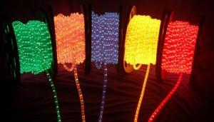 rope flexible lighting