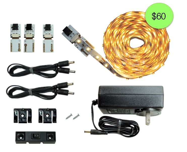 budget friendly kits 10 under 100 cut and connect super bright