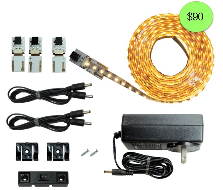 budget friendly kits 10 under 100 cut and connect ultra bright