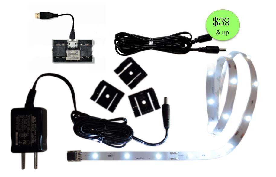 budget friendly kits 10 under 100 tv backlight usb