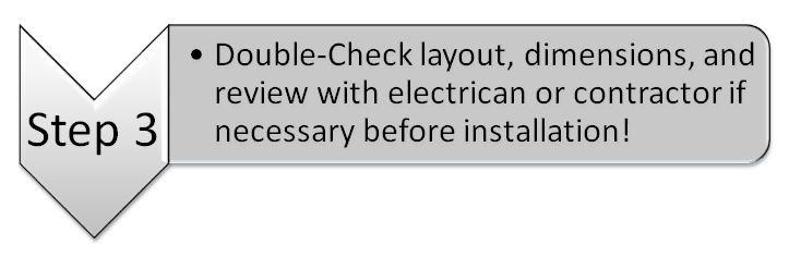 design checklist step 3