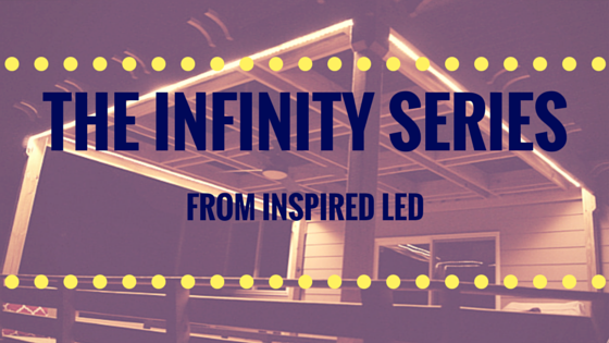 infinity outdoor led lighting