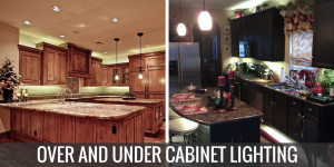 cabinet lighting for fall