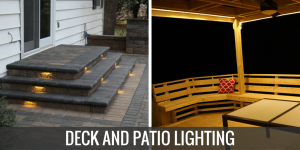 outdoor lighting for fall