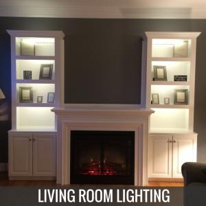 Living Room LED Lighting