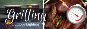 Outdoor and Grill LED lighting