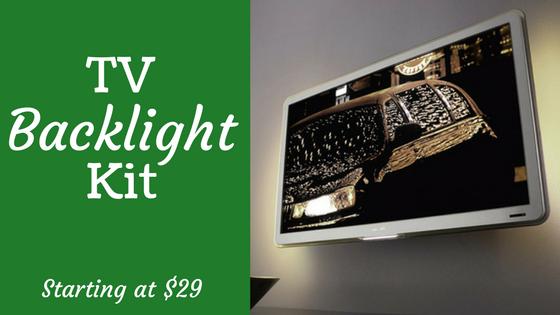 backlight tv ktis