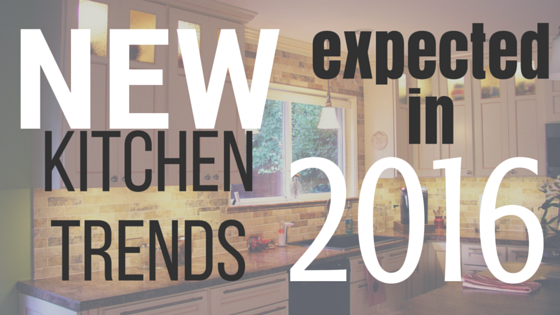 Kitchen Trends 2016 Blog