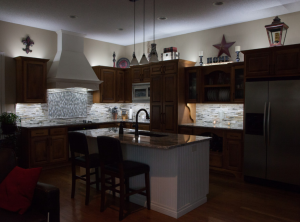 above and under cabinet led lighting
