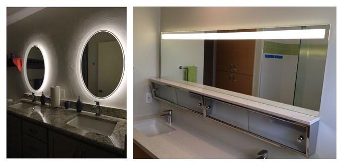 Brilliant Bathroom Lighting | InspiredLED Blog