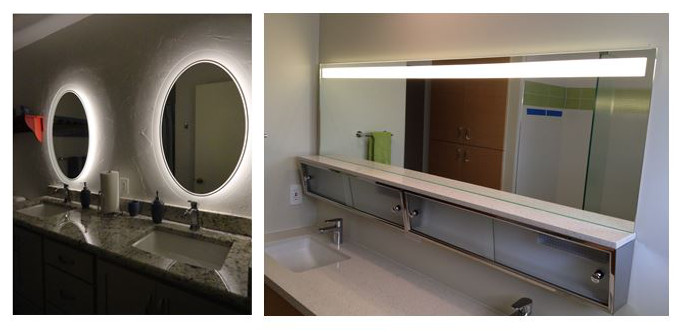 Brilliant Bathroom Lighting