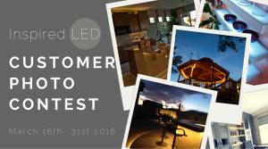 inspired LED photo contest
