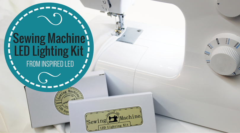 Sewing Machine LED Light Kit InspiredLED Blog Magnificent Sewing Kit For Sewing Machine