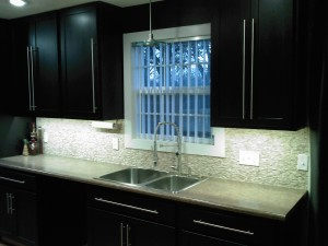 kitchen design with led lighting