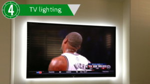 father's day tv led lighting