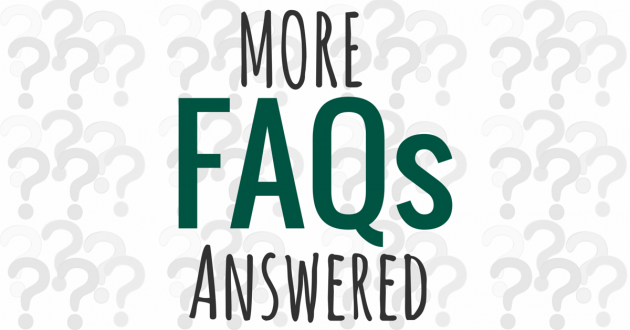 inspired led FAQs