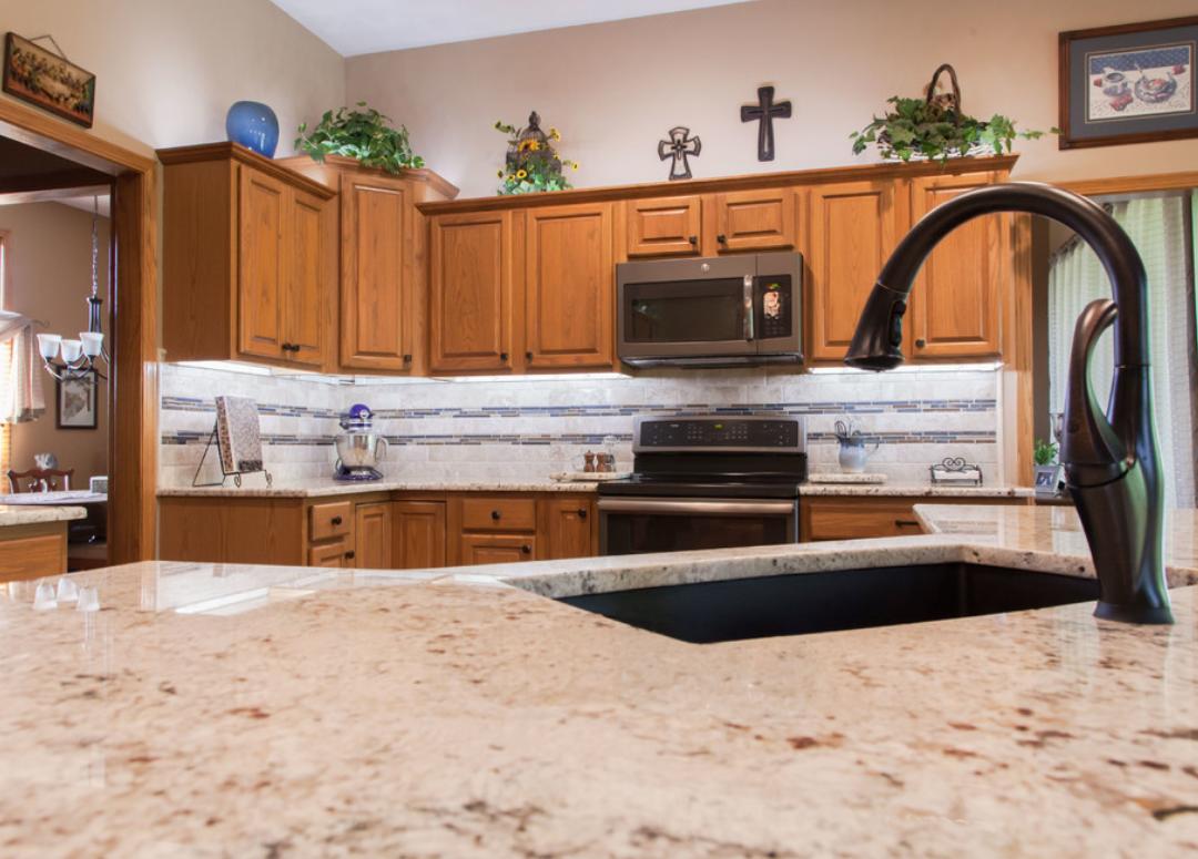 updated kitchen spexarth design