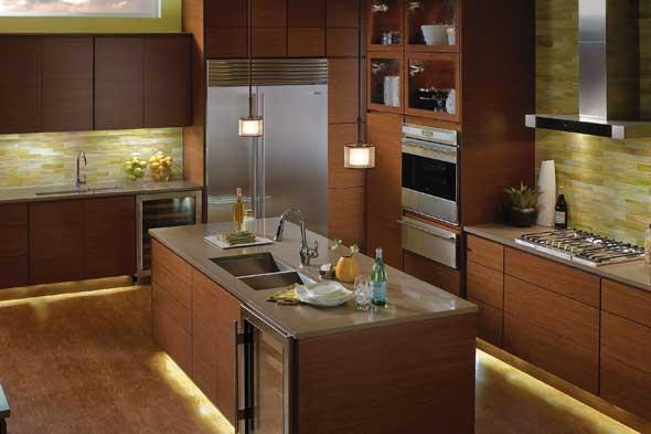 Current Home Trend Toe Kick Lighting Inspiredled Blog