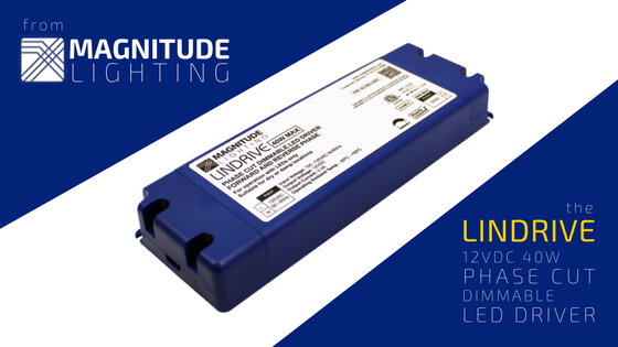 magnitude lindrive dimmable transformer
