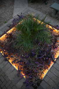 outdoor led planter lighting