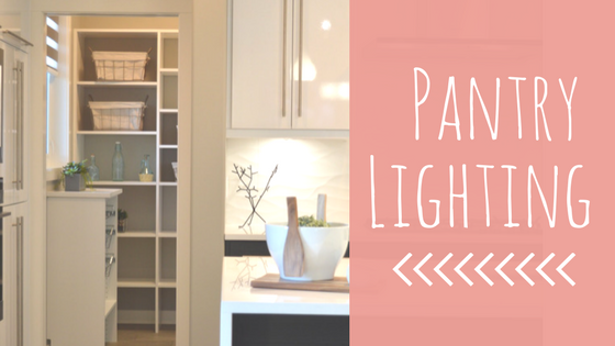 LED Pantry Lighting